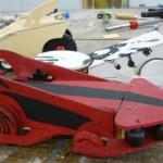 Crazy Racing Car Holzwerkstatt