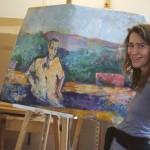 Malerei mit Roland Oesker1