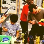 kulturelle Bildung Das Glaeserne Atelier 3